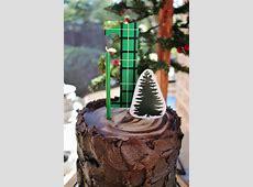 Kara's Party Ideas Littlest Lumberjack Birthday Party