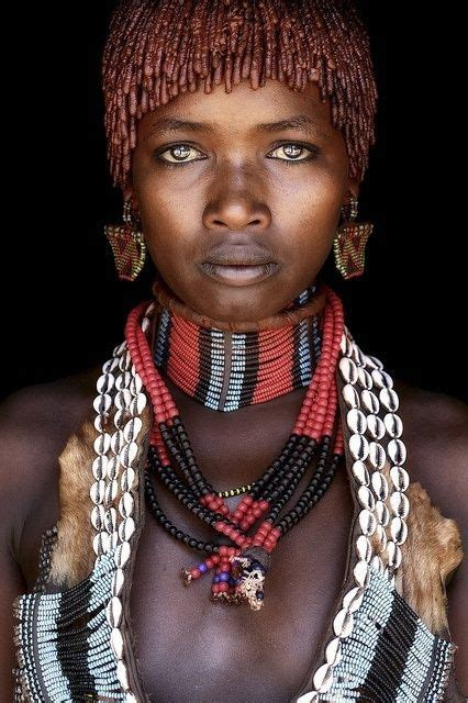 smooth black skin  traditional african adornment