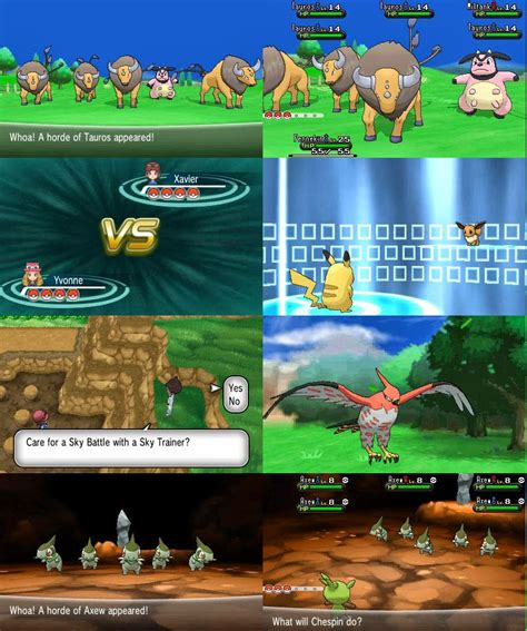 pokemon x y game download for android