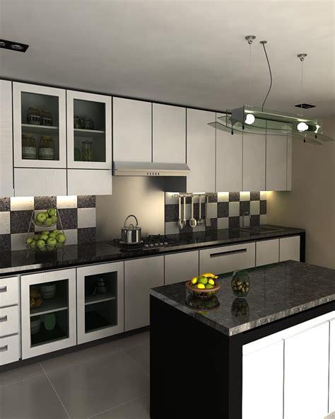 40 Desain Kitchen Set Minimalis Terbaru Renovasirumahnet