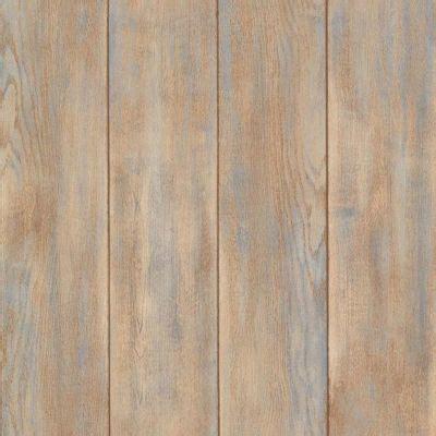 tapis pour cuisine lavable papier peint vinyle intissé effet bois bleuté castorama