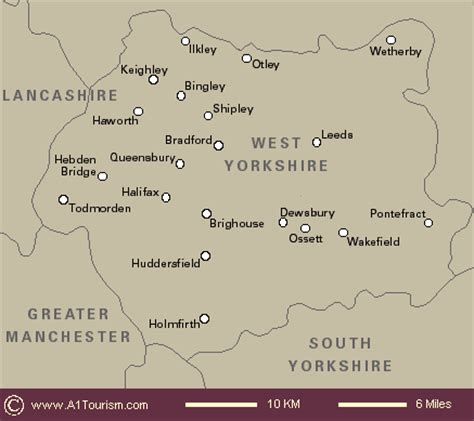 Hotels West Yorkshire, guest house, accommodation West ...
