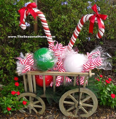 diy outdoor candy   seasonal home blog