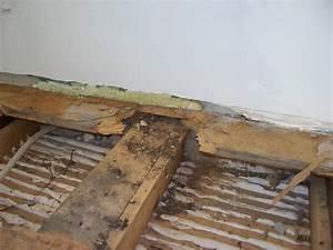 Realiser Un Plancher Bois : changer plancher remettre les solives niveau ~ Dailycaller-alerts.com Idées de Décoration