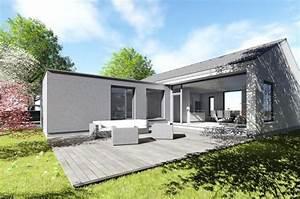 Energiebedarf Berechnen Haus : bungalow typ 1 mit 129 qm br uer architekten rostock ~ Themetempest.com Abrechnung