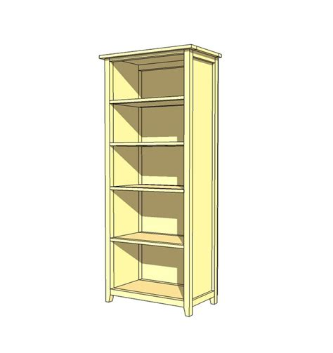 build your own bookcase build a bookcase plans woodworking projects plans