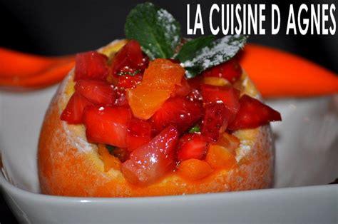 la cuisine d agnes granité d 39 orange aux fraises la cuisine d 39 agnèsla