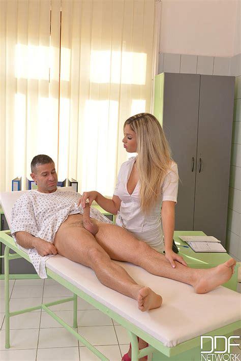 Naughty Nurse Eva Parcker Gets Her Sexy Ass Fucked 1 Of 1