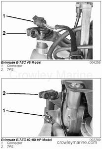 Throttle Position Sensor  P  N 5006484 Installation