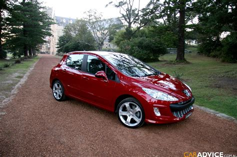Peugeot 308 Review by 2008 Peugeot 308 Review Caradvice