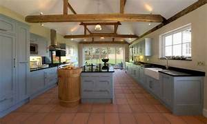Modern farmhouse style kitchen taupe paint color walls for Kitchen colors with white cabinets with bronze fish wall art