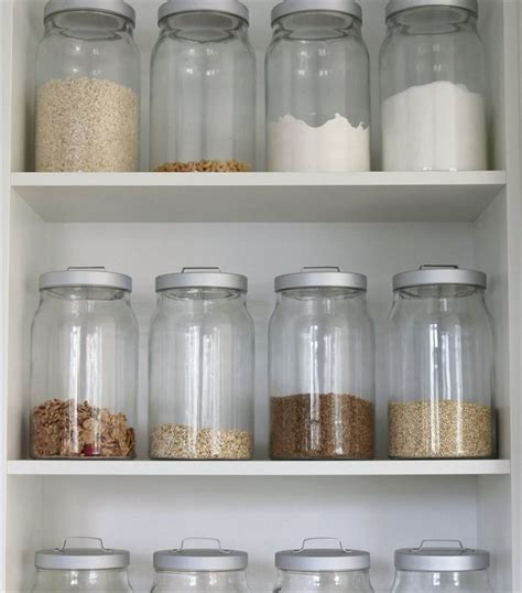 kitchen glass storage jars what s in your burken storage jars patrizia s kitchen 4916
