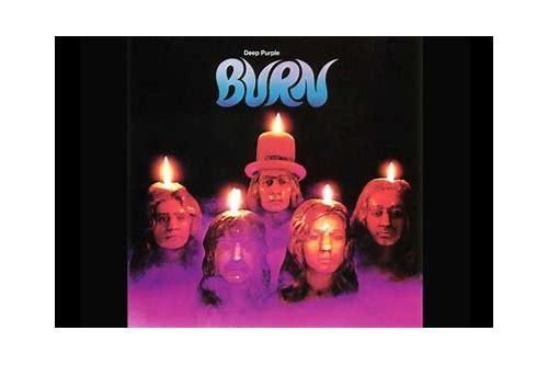 baixar album deep purple burn full