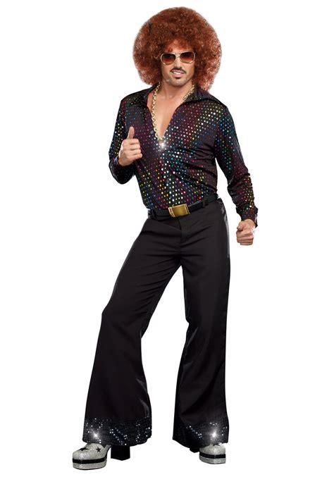 Menu0026#39;s Disco Dude Shirt