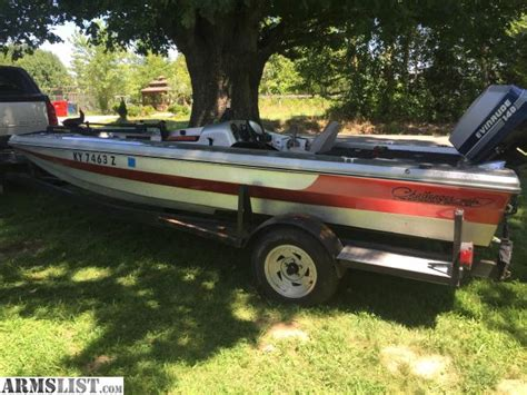 1998 Challenger Bass Boat by Bass Boat For Sale Challenger Bass Boat For Sale