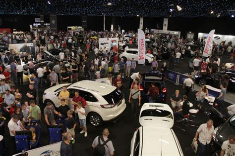 10 Biggest Car Shows And Best Motoring Events For 2019