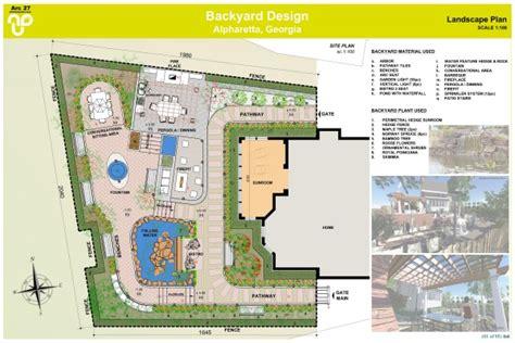 Planning A Backyard by Backyard Designed By A Bd Architects Backyard Design