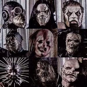 Slipknot's New Masks: A Better Look | Frostbite Magazine