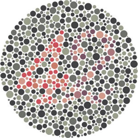 how is color blindness diagnosed ishihara color vision test for detecting colorblindness