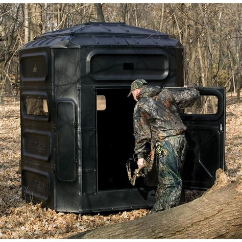 box blinds for big box blinds for bow and deer big