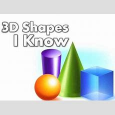 Shapesattributes On Pinterest  3d Shapes, Shape Songs And Geometry
