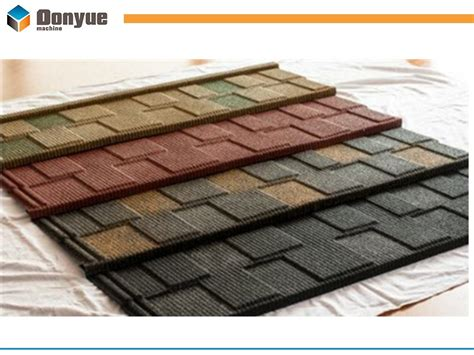 high quality color steel roof tiles color roof philippines