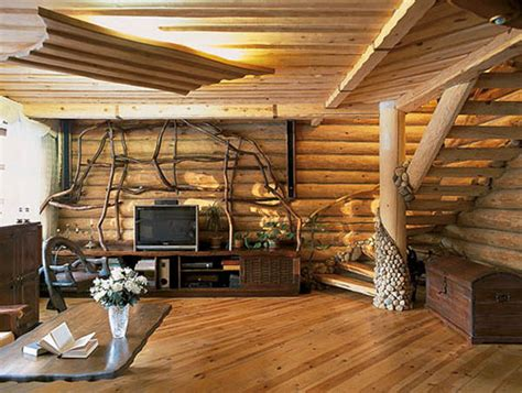 unique wood home decor ideas