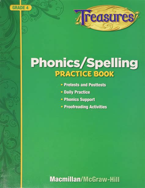 Treasures Spelling Practice Book Grade 6 Answer Key  Grammar Practice Book For 5th Grade
