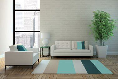 comment peindre meuble cuisine couleur salon bleu petrole et camaieux de beige