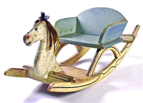antique horse rocking chair woodworking projects plans