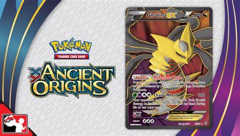 giratina ex deck ancient origins xy series xy ancient origins trading card
