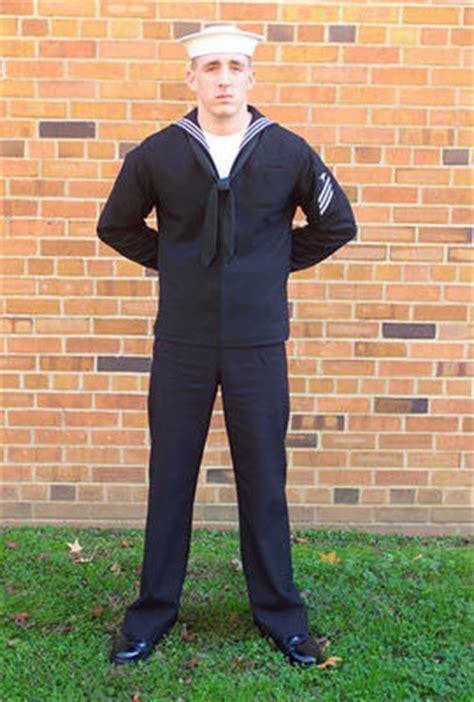 modernpost war  navy authentic uniform