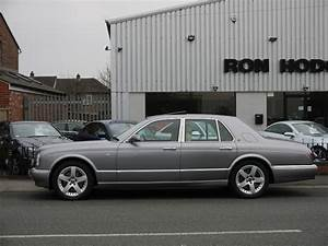2005 Bentley Arnage Red Label