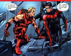 Red Arrow DC Comics