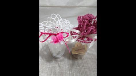 Riciclare Bicchieri Di Plastica by Bomboniera Fai Da Te E Come Riciclare Un Bicchiere Di