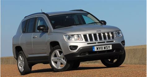 The Jeep Compass Crossover Review