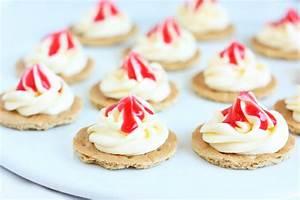Mini Cheesecake Bites - Cooking Classy