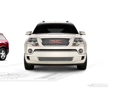 Rydell Chevrolet Buick Gmc Cadillac 2011 gmc acadia in grand forks nd rydell chevrolet