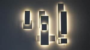 Decoration Lumineuse Murale : exemple d coration murale lumineuse ~ Teatrodelosmanantiales.com Idées de Décoration