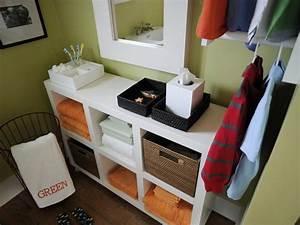 Petit Rangement Salle De Bain : solutions de rangement pour une petite salle de bain ~ Dailycaller-alerts.com Idées de Décoration