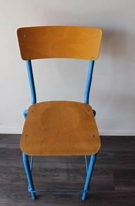Chaise Haute Metal : chaise haute d 39 colier l 39 esprit indus 39 mariant bois et m tal ~ Teatrodelosmanantiales.com Idées de Décoration