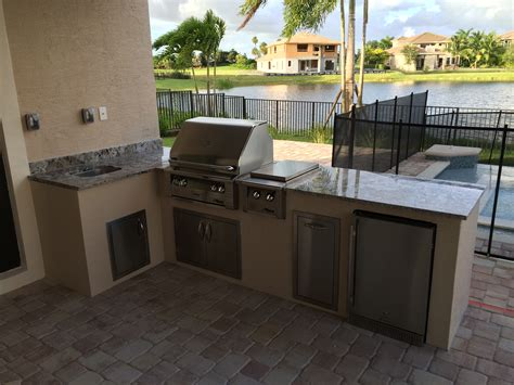 glazing kitchen cabinets pictures shaped outdoor kitchen including with alfresco collection 3840