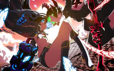 Rock Anime Wallpaper - black rock shooter hd wallpaper and background image