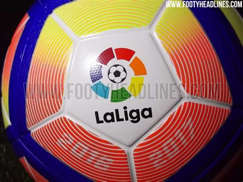 Nike 16-17 La Liga Ball Revealed + New Ball Deal Announced ...