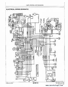 John Deere 2360 Windrower And 160 Platform Tm1300 Pdf