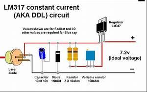 Building A Laser Driver Circuit