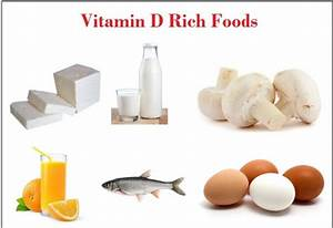 What is the importance of Vitamin D? What types of food ...