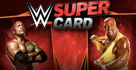 wwe supercard legendary cards   product reviews net
