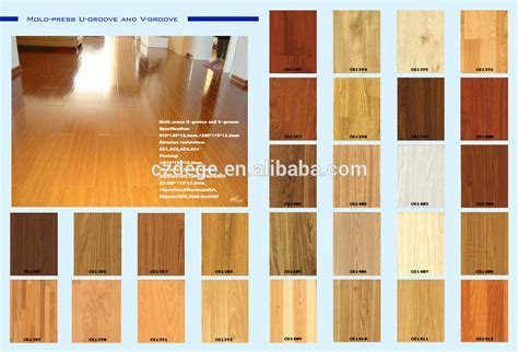Class32 Herringbone Parquet Merbau Wood Laminate Flooring