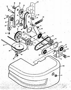 Mclane Mower Bell Crank Assembly Parts